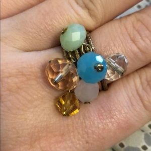 Stack rings, size 8